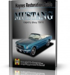 FORD MUSTANG HAYNES RESTORATION GUIDE