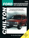 FORD RANGER, EXPLORER, MOUNTAINEER (1991-1999) CHILTON