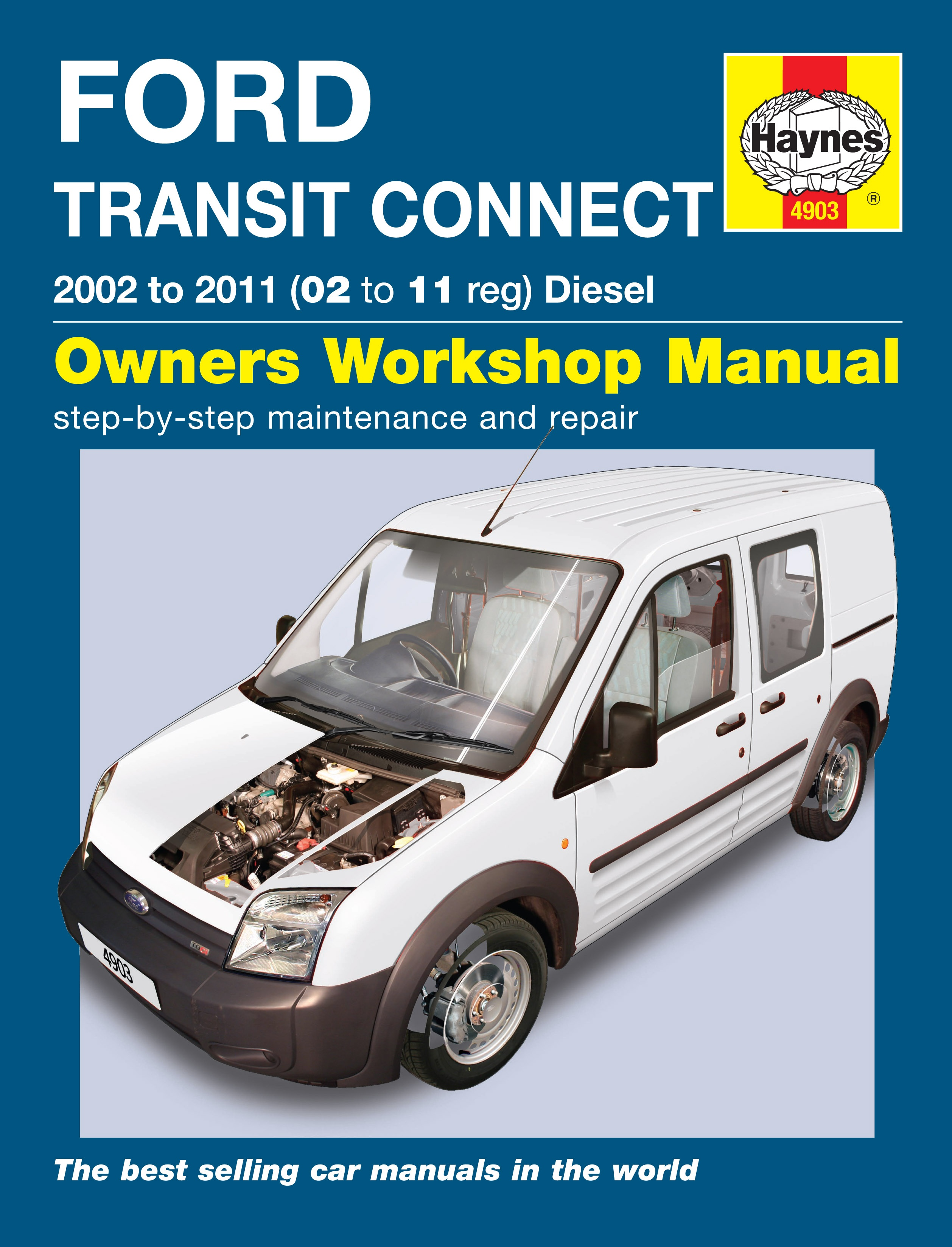 Ford Transit Connect Diesel  2002-2011